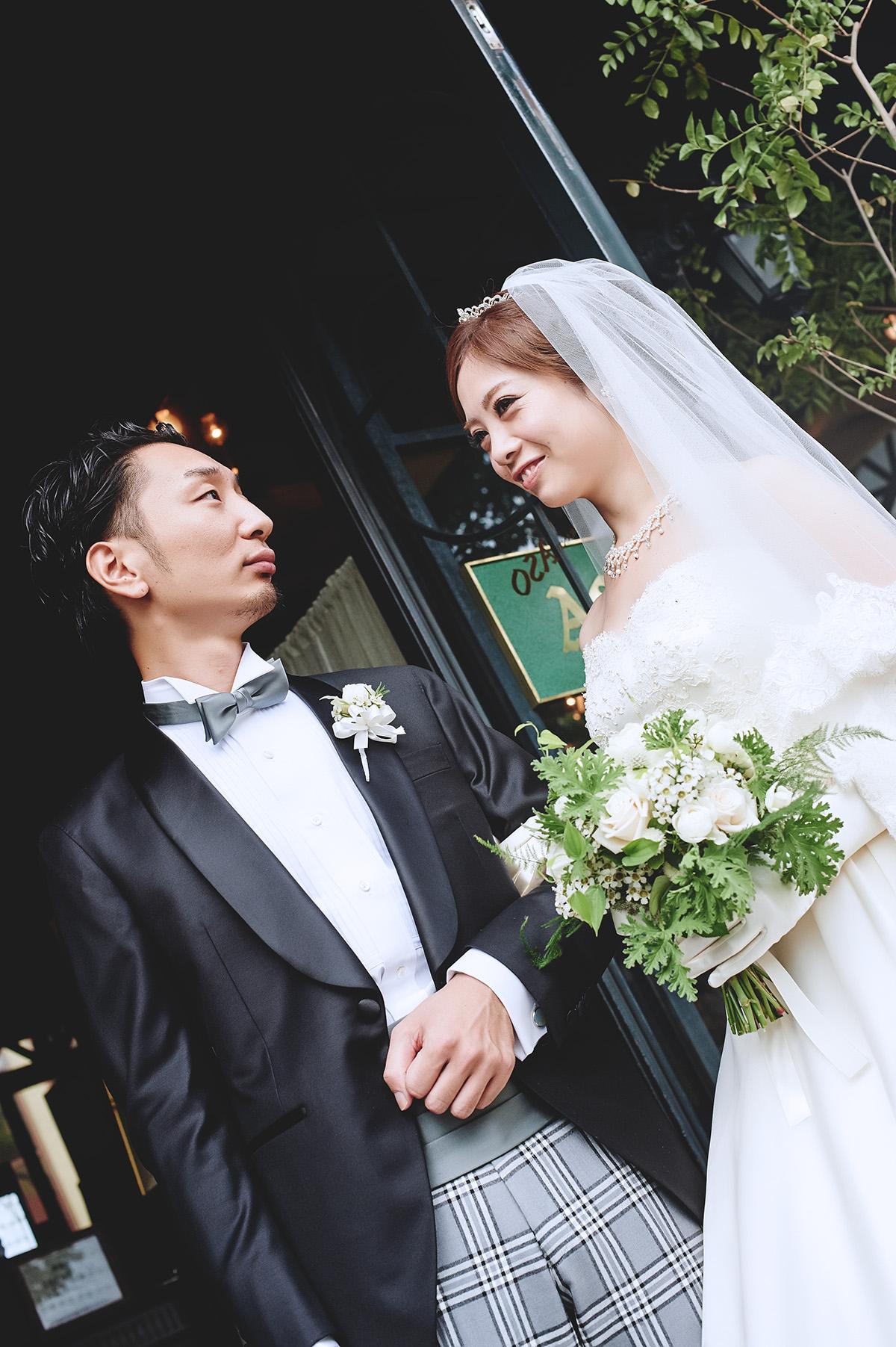 Tomohiro & Mina